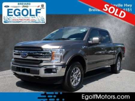 2020 Ford F-150 Lariat 4x4 4WD SuperCrew for Sale  - 10978  - Egolf Motors