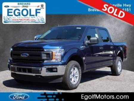 2020 Ford F-150 XL 4WD SUPERCREW 5.5 BOX for Sale  - 5257  - Egolf Motors