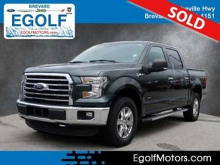 2015 Ford F-150 XLT 4WD SuperCrew for Sale  - 5205A  - Egolf Motors