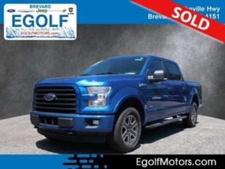 2017 Ford F-150 XLT 4WD SuperCrew for Sale  - 10943  - Egolf Motors