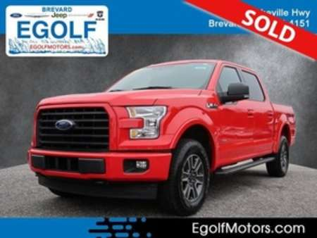 2017 Ford F-150 XLT 4WD SuperCrew for Sale  - 10945  - Egolf Motors