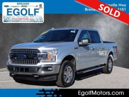 2018 Ford F-150 XLT 4WD SuperCrew for Sale  - 11051  - Egolf Motors