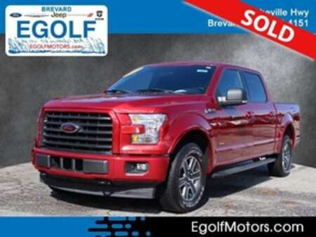 2017 Ford F-150 XLT 4WD SuperCrew for Sale  - 11035  - Egolf Motors