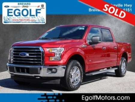 2017 Ford F-150 XLT 4WD SuperCrew for Sale  - 11043  - Egolf Motors