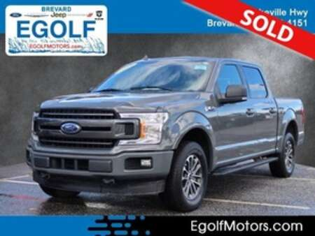 2018 Ford F-150 XLT 4WD SuperCrew for Sale  - 11042  - Egolf Motors