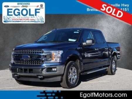 2018 Ford F-150 XLT 4WD SuperCrew for Sale  - 11053  - Egolf Motors