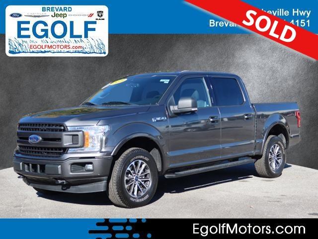 2019 Ford F-150  - Egolf Motors