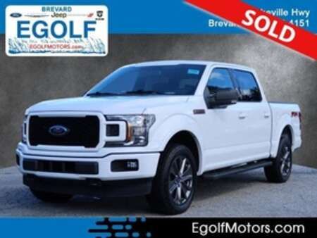 2018 Ford F-150 XLT FX4 4WD SuperCrew for Sale  - 11050  - Egolf Motors
