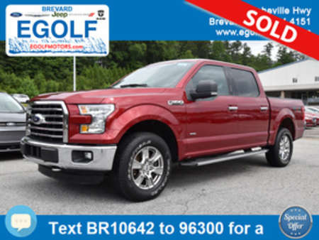 2015 Ford F-150 XLT for Sale  - 10642  - Egolf Motors