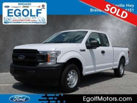 2019 Ford F-150 XL 2WD SuperCab for Sale  - 5102  - Egolf Motors