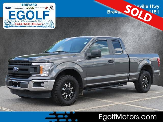 2018 Ford F-150  - Egolf Motors