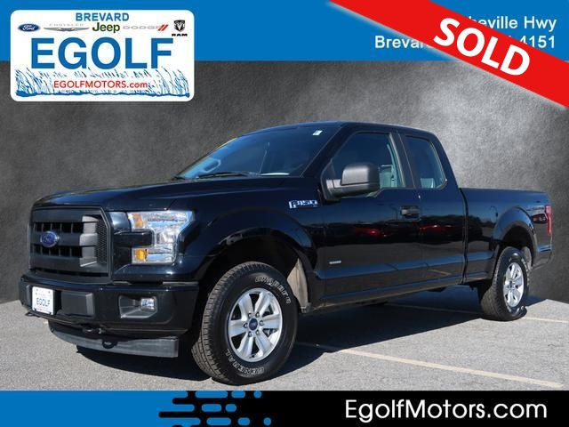 2017 Ford F-150  - Egolf Motors