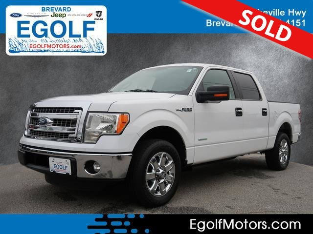2013 Ford F-150  - Egolf Motors