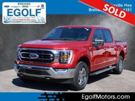 2021 Ford F-150 XLT 4WD SUPERCREW 5.5 BO for Sale  - 5290C  - Egolf Motors