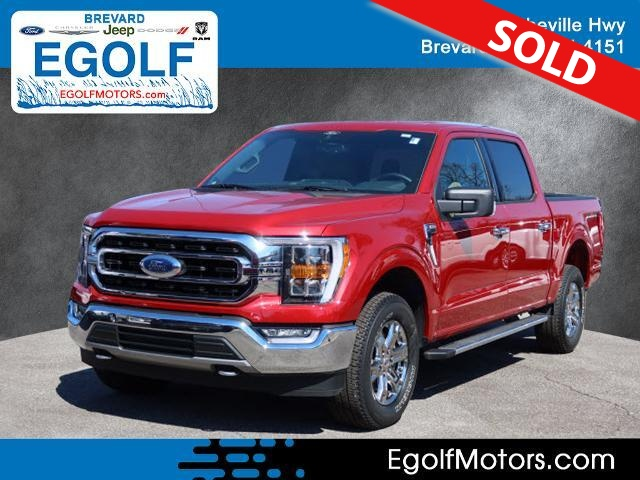 2021 Ford F-150  - Egolf Motors