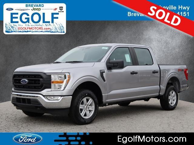 2021 Ford F-150  - Egolf Motors
