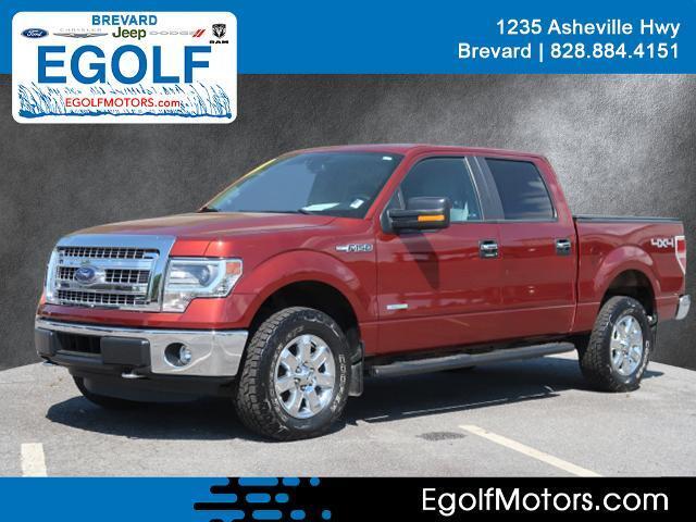2014 Ford F-150  - Egolf Motors