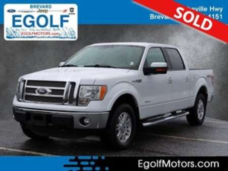2012 Ford F-150 Lariat 4WD SuperCrew for Sale  - 82439A  - Egolf Motors