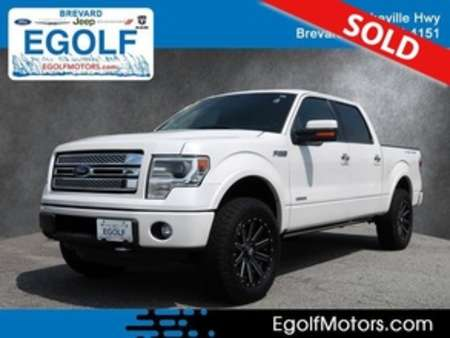 2013 Ford F-150 Limited 4WD SuperCrew for Sale  - 10833A  - Egolf Motors