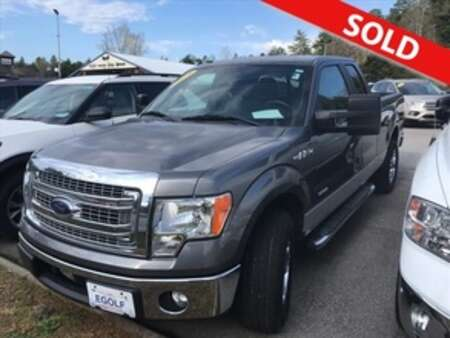 2013 Ford F-150 XLT 2WD SuperCab for Sale  - 10918A  - Egolf Motors