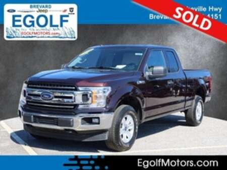 2018 Ford F-150 XLT 4WD SuperCab for Sale  - 11078  - Egolf Motors