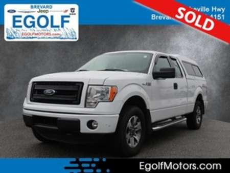 2014 Ford F-150 STX 4WD SuperCab for Sale  - 5172A  - Egolf Motors