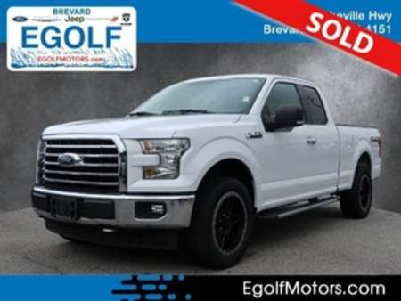 2017 Ford F-150 XLT 4WD SuperCab for Sale  - 21810A  - Egolf Motors