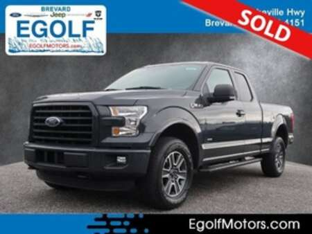 2016 Ford F-150 XLT 4WD SuperCab for Sale  - 10944  - Egolf Motors