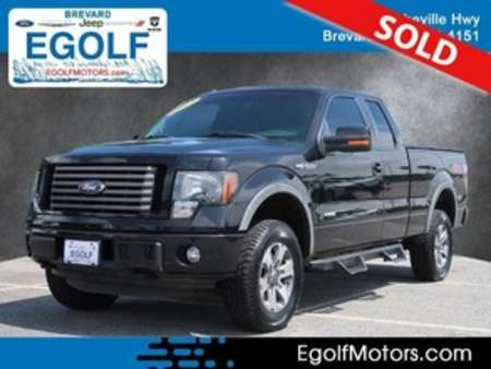2012 Ford F-150 FX4 4WD SuperCab for Sale  - 21900A  - Egolf Motors