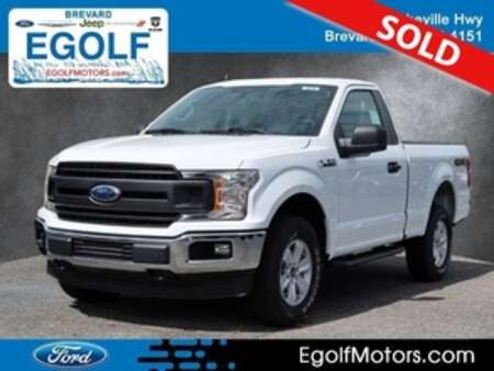 2020 Ford F-150 XL 4WD REG CAB 6.5 BOX for Sale  - 5259  - Egolf Motors