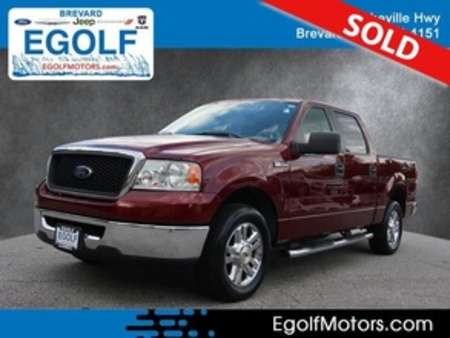 2006 Ford F-150 XLT SuperCrew for Sale  - 5105A  - Egolf Motors