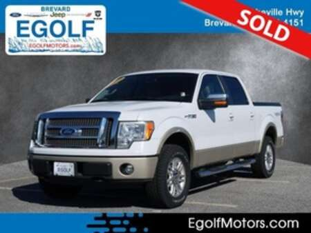 2009 Ford F-150 Lariat 4WD SuperCrew for Sale  - 22003A  - Egolf Motors