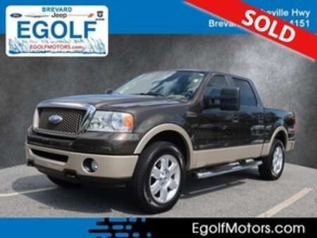 2008 Ford F-150 Lariat 4x4 4WD SuperCrew for Sale  - 82327B  - Egolf Motors