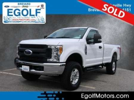 2017 Ford F-350 XL 4WD Regular Cab for Sale  - 10928  - Egolf Motors