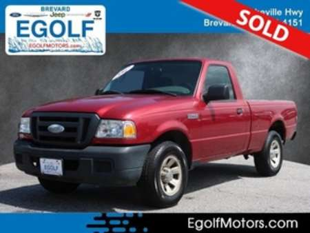 2007 Ford Ranger XLT 2WD Regular Cab for Sale  - 21922C  - Egolf Motors