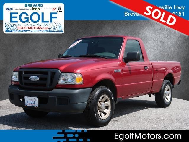 2007 Ford Ranger  - Egolf Motors