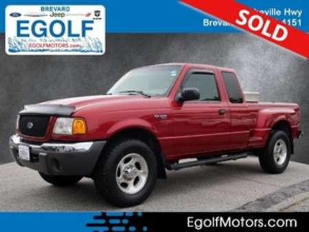 2001 Ford Ranger XLT 4WD for Sale  - 5134A  - Egolf Motors