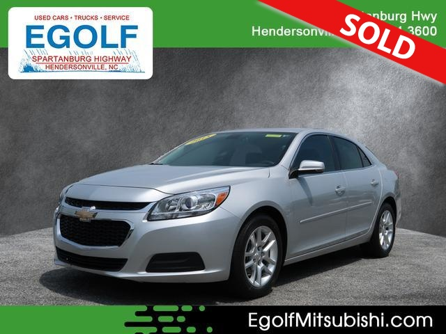 2015 Chevrolet Malibu  - Egolf Motors