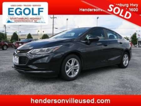 2016 Chevrolet Cruze LT ONE OWNER! for Sale  - 7503  - Egolf Motors