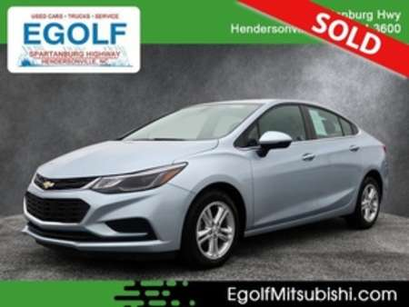2017 Chevrolet Cruze LT Auto for Sale  - 7666  - Egolf Motors