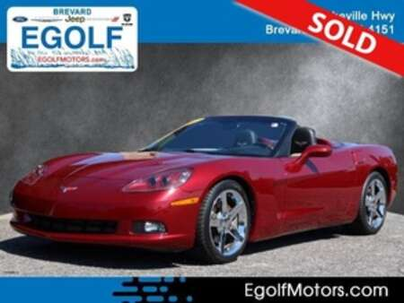 2007 Chevrolet Corvette Base for Sale  - 21930B  - Egolf Motors