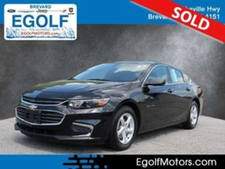 2017 Chevrolet Malibu LS for Sale  - 82312A  - Egolf Motors