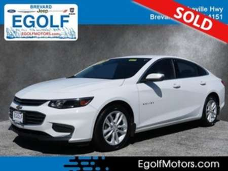 2016 Chevrolet Malibu LT for Sale  - 7673  - Egolf Motors