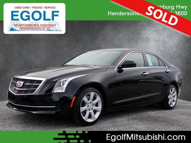2015 Cadillac ATS  - Egolf Motors