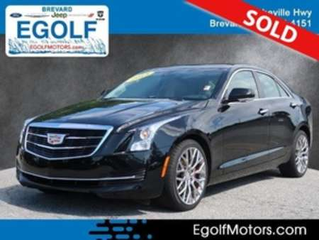 2018 Cadillac ATS 2.0T Luxury AWD for Sale  - 21930A  - Egolf Motors