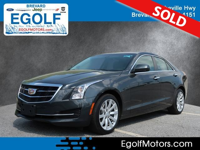 2017 Cadillac ATS  - Egolf Motors