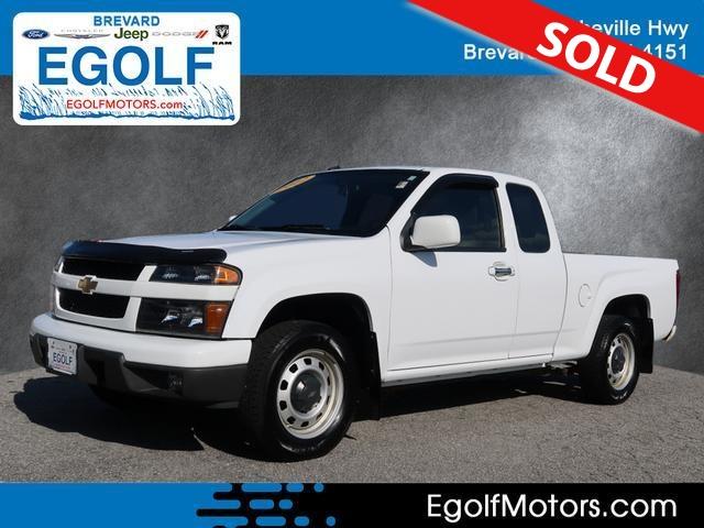 2012 Chevrolet Colorado  - Egolf Motors