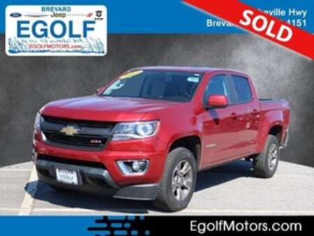 2017 Chevrolet Colorado Z71 4WD Crew Cab for Sale  - 11073  - Egolf Motors