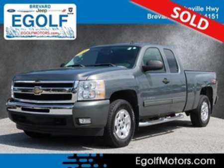 2011 Chevrolet Silverado 1500 LT 4WD Extended Cab for Sale  - 10950B  - Egolf Motors