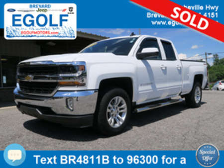 2016 Chevrolet Silverado 1500 LT for Sale  - 4811B  - Egolf Motors